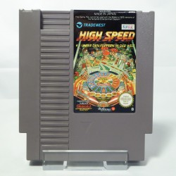 High Speed Flipper Williams NES