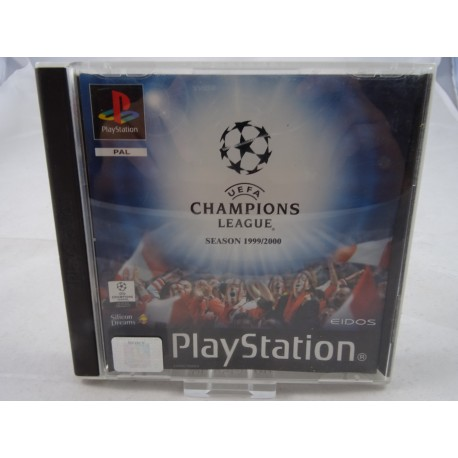 Uefa Champions League 99/00