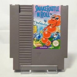Snake Rattle n ROLL NES
