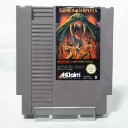 Swords and Serpents NES