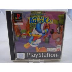 Donald Duck Quak Attack