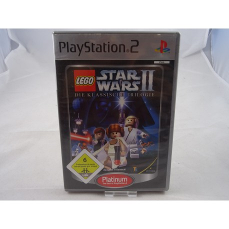 Lego Star Wars 2 Platinum