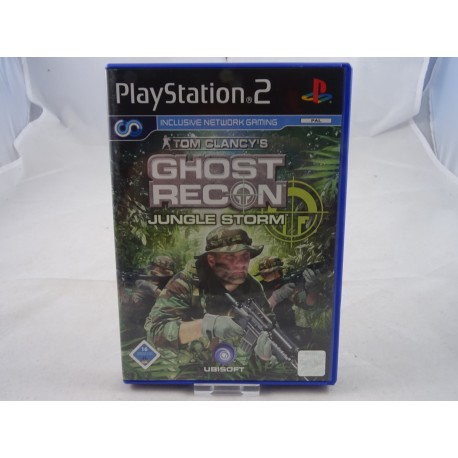 Tom Clancy`s Ghost Recon Jungle Storm