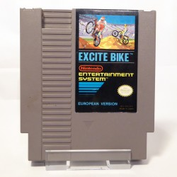 EXCITE BIKE NES
