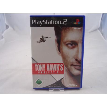 Tony Hawk`s Project 8