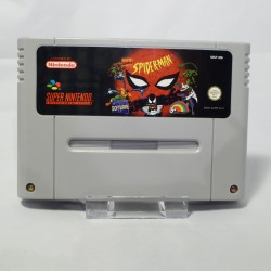 Spiderman - Marvel Comics  SNES