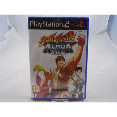 Street Fighter Alpha Anthology Seald