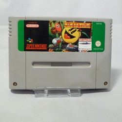 PAC IN TIME PACMAN SNES