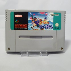 SUPER PANG SNES