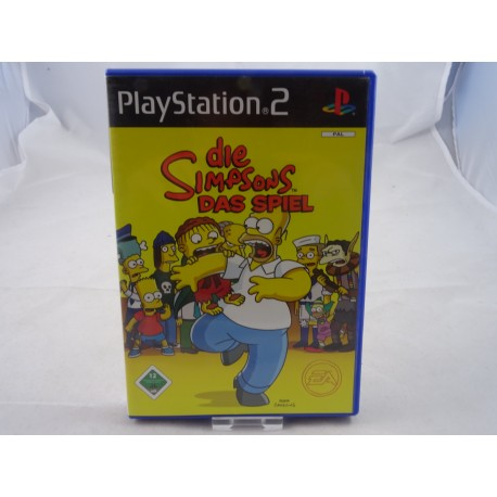 Die Simpsons das Spiel