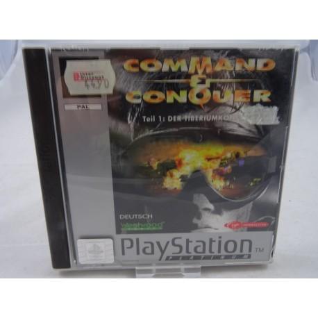Command & Conquer Tiberiumkonflikt