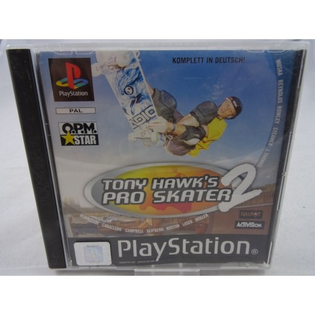 Tony Hawk`s Pro Skater 2