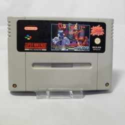 CLAY FIGHTER SNES