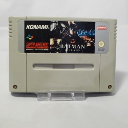 BATMAN RETURNS KONAMI SNES