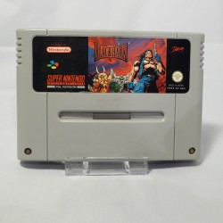 BLACK HAWK SNES