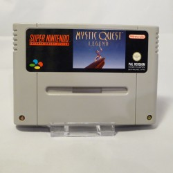 MYSTIC QUEST LEGENDS SNES