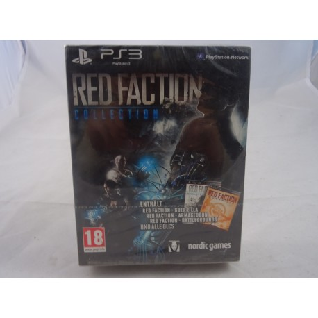 Red Faction Collection Seald