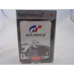 Gran Turismo 4 Platinum Seald