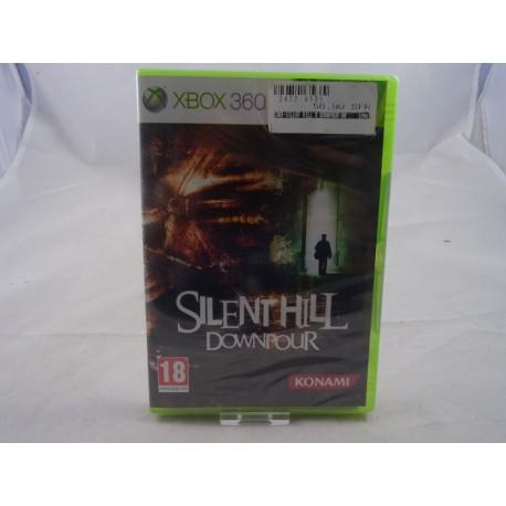 Silent Hill Downpour Seald