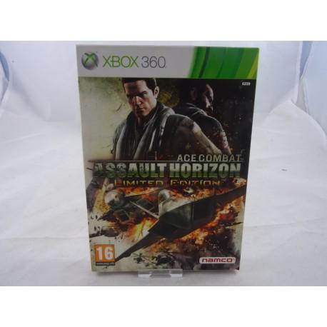 Ace Combat Assault Horizon Box