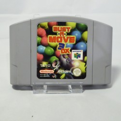 Bust a Move 3 DX N64