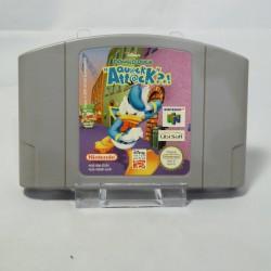 Donald Duck: Quack Attack N64