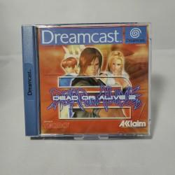 Dead or Alive 2 SEGA Dreamcast