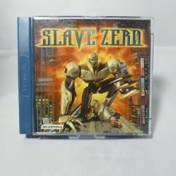 SLAVE ZERO SEGA Dreamcast