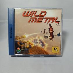 WILD METAL  SEGA Dreamcast