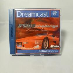 F355 Challange Passione Rossa SEGA Dreamcast