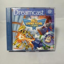 Captain Buzz Lightyear - Star Command SEGA Dreamcast