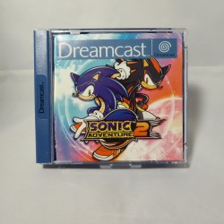 Dreamcast Sonic Adventure 2 SEGA Dreamcast