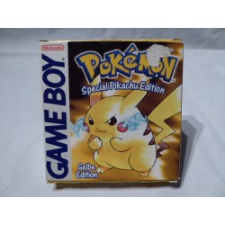 Pokemon gelbe Edition Gameboy OVP