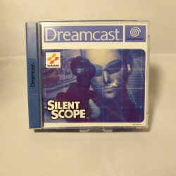 Silent Scope Konami SEGA Dreamcast