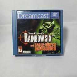 Tom Clancy's Rainbow Six SEGA Dreamcast