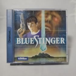 Blue Stinger SEGA Dreamcast