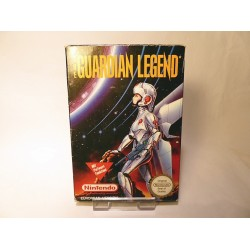 THE GUARDIAN LEGENDS NES OVP